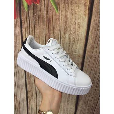 giày puma trắng vạch đen - 3424613 , 1261930713 , 322_1261930713 , 650000 , giay-puma-trang-vach-den-322_1261930713 , shopee.vn , giày puma trắng vạch đen