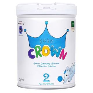 (Cam kết chính hãng ) sữa koko crown số 2 cho bé (900g)