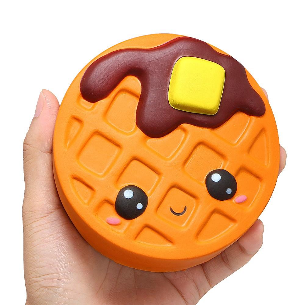 Squishy dẻo hình bánh kem đáng yêu |loamini565