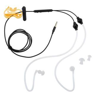 Tai nghe ống hơi chống bức xạ có dây cắm 3.5mm cho iPhone