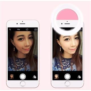 Đèn led Selfie Ring Light hỗ trợ selfie cực đẹp
