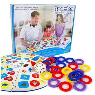 Trò chơi giáo dục tương tác phát triển kỹ năng cho bé – Reaction Training Game