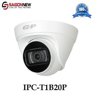 Camera IP Dome hồng ngoại 2.0 Megapixel DAHUA IPC-T1B20P thumbnail