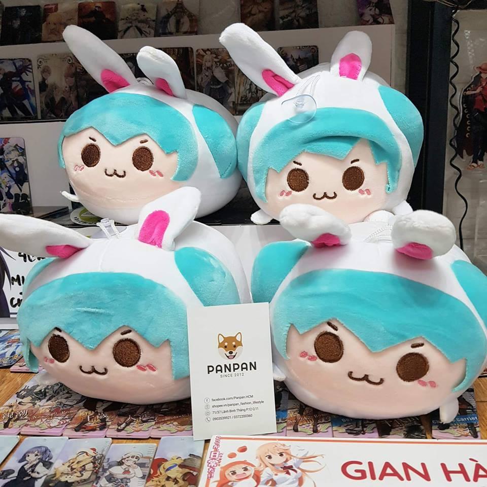 Gối Mochi Hatsune Miku thỏ (20cm)