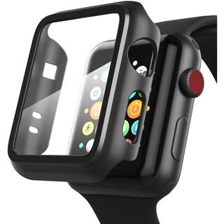Vỏ bảo vệ mặt đồng hồ Apple Watch thiết kế 2 trong 1