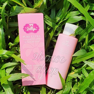 01 Chai Dung dịch vệ sinh JELLYS PURE EXTRA FEMININE CLEANSER Thái Lan 80ml thumbnail