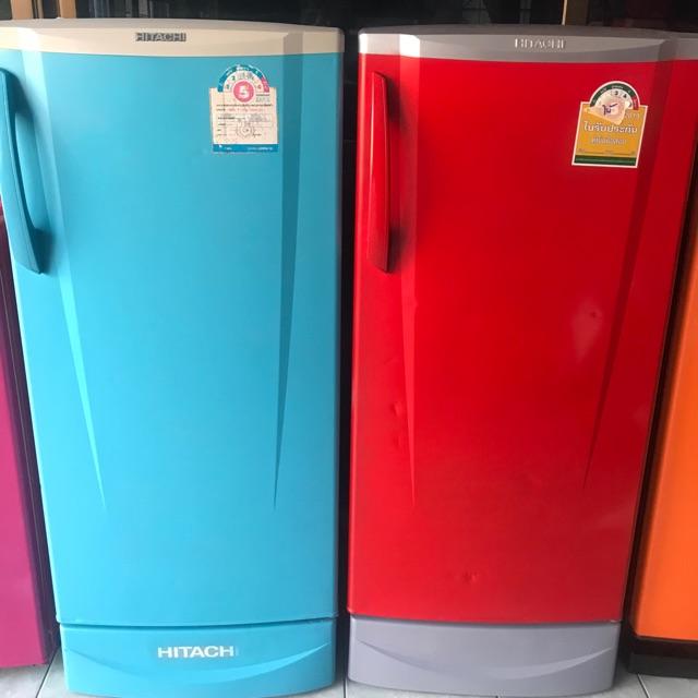 ตู้เย็น6คิวสวยๆมีปนะกันพร้อมใช้งาน