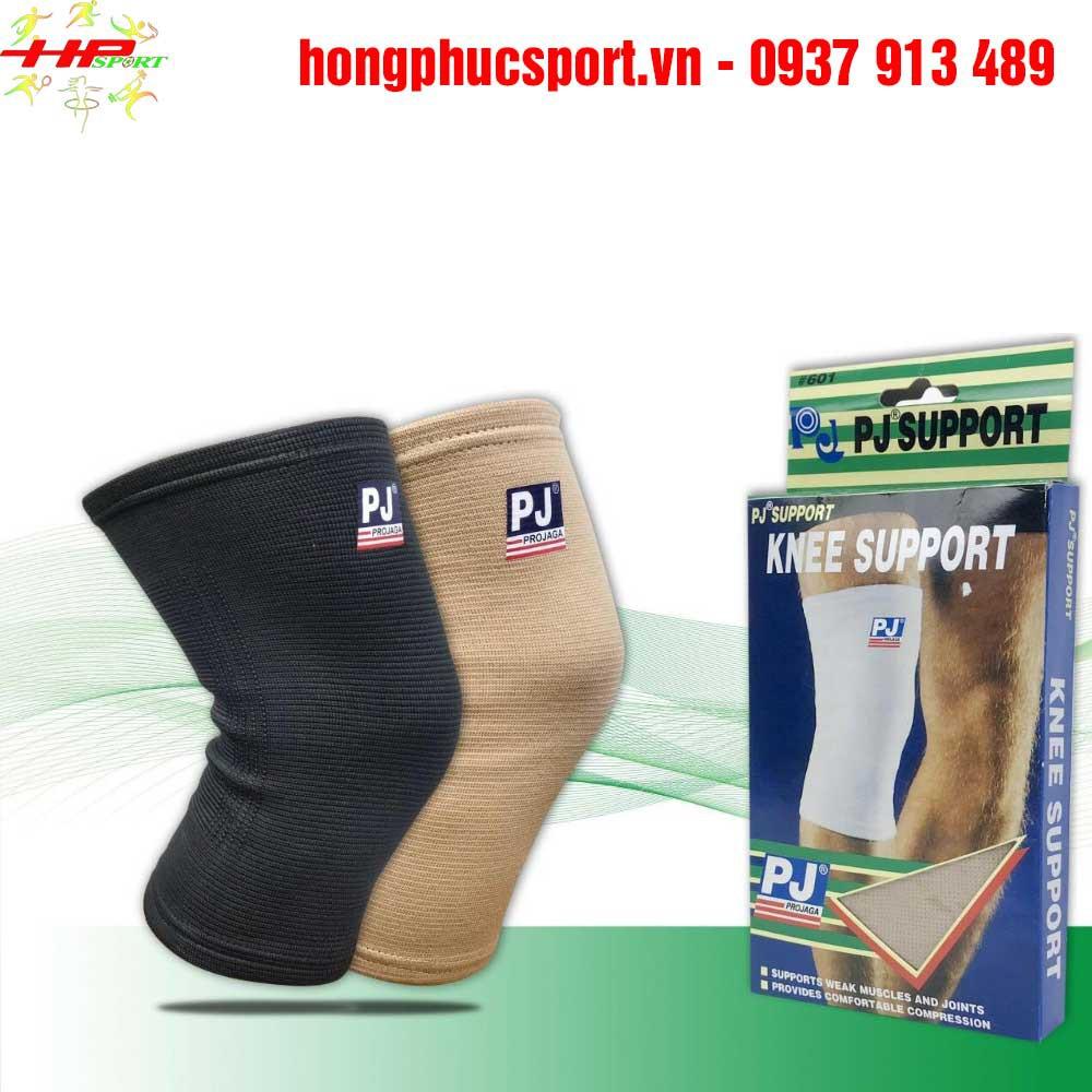 Bó gối băng gối bóng chuyền bóng đá PJ601 dùng bó đầu gối khi chơi thể thao tập gym chính hãng
