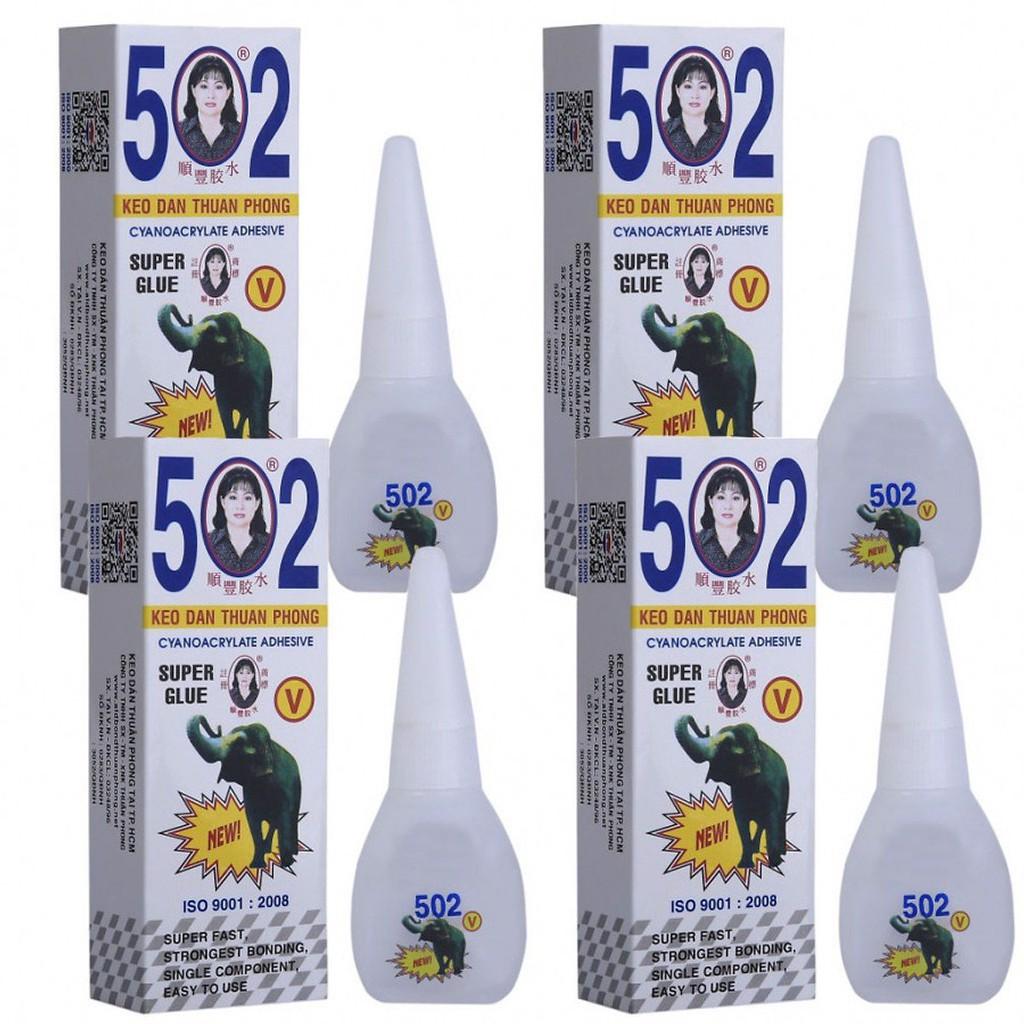 Keo 502 (lọ)