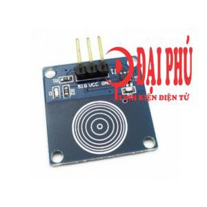 Module cảm ứng chạm tay TTP223