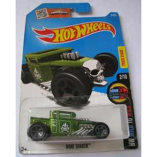 Xe mô hình Hot Wheels Bone Shaker DHP82