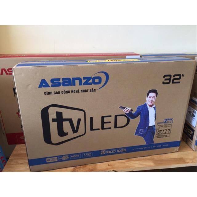 Tivi LED Asanzo 32S800 - 32 inch, HD (1366 x 768)