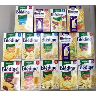 Bột Pha Sữa Bledine Pháp 400gam - Bột Lắc Sữa Bledina (Mẫu Mới, Date T11- 2021) thumbnail