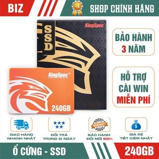 Ổ cứng SSD 240GB KingSpec - Bảo hành chính hãng 36 tháng !!!