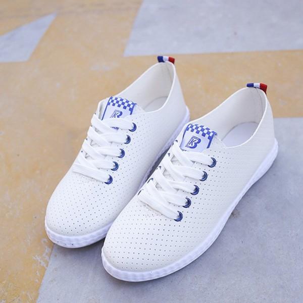 [Freeship đơn 99K toàn quốc_Tháng 7] Giày Sneaker Nữ D1637 Thiết Kế Lạ Mắt, Thời Trang, GIÀY THỂ THA