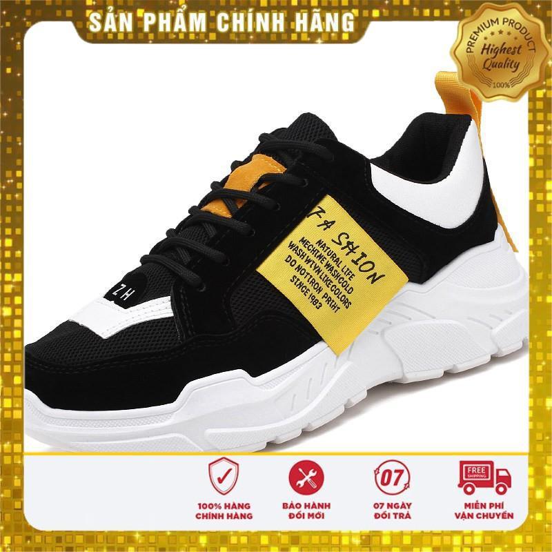 Giày Nam Thể Thao Choose Sneaker FASHION Đế Độn Thời Trang Cao Cấp