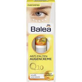 Kem dưỡng ẩm vùng mắt Balea Urea xách tay Đức - 3611053 , 1091514798 , 322_1091514798 , 200000 , Kem-duong-am-vung-mat-Balea-Urea-xach-tay-Duc-322_1091514798 , shopee.vn , Kem dưỡng ẩm vùng mắt Balea Urea xách tay Đức