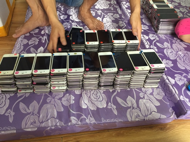 Điện thoại iPhone 4s quốc tế 16gb