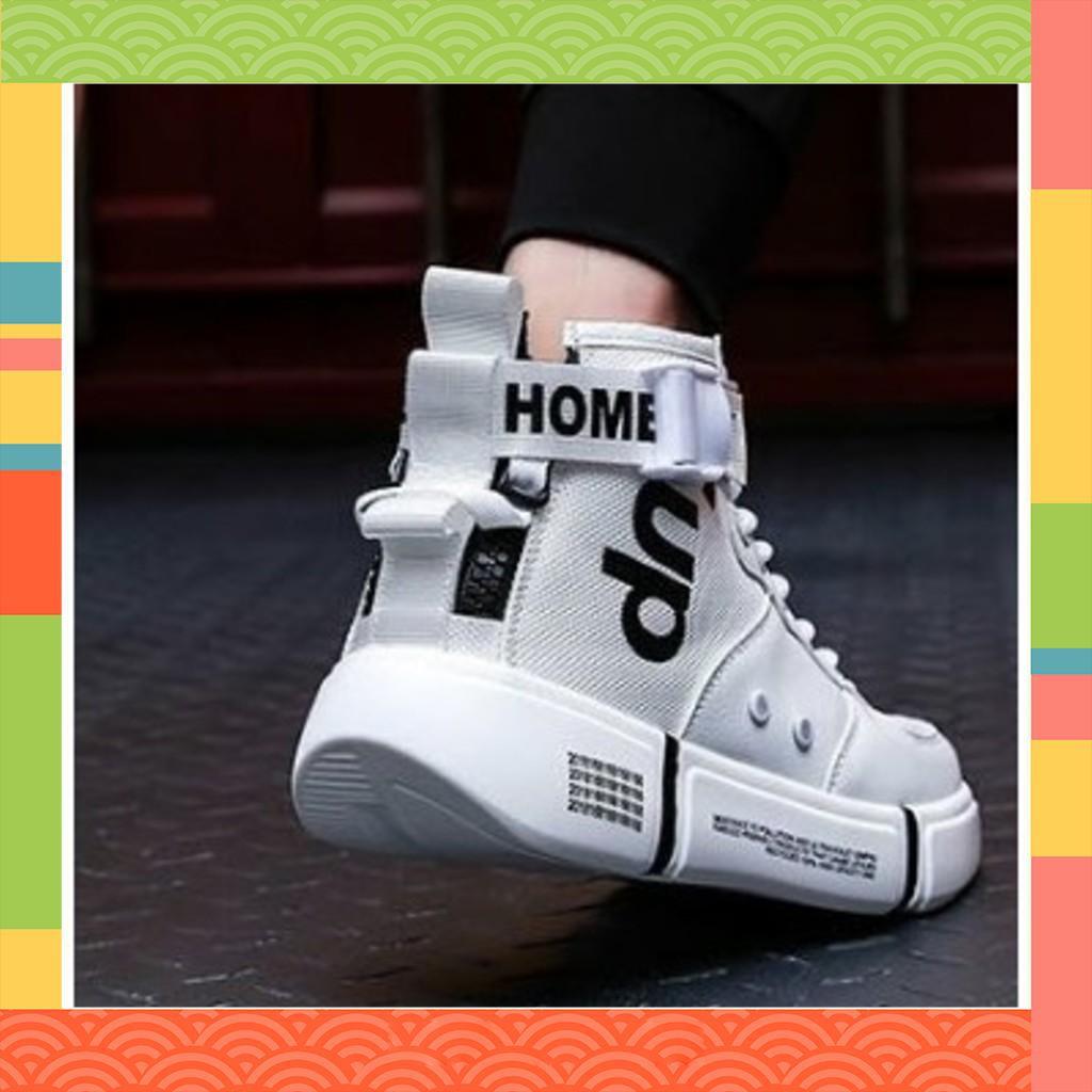[Loại Tốt] Giày Thể Thao Nam Sneaker Thời Trang Style Hàn Quốc - Kiểu Dáng Mới Lạ Phong Cách [Rẻ Là Mua]