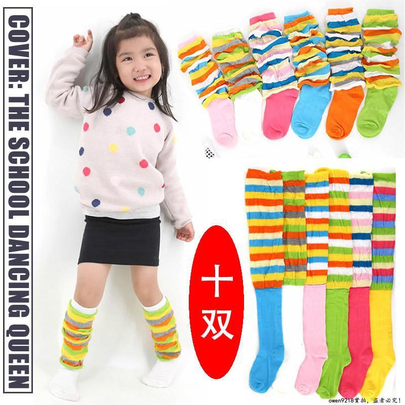 Set 10 Đôi Vớ Cotton Dài Cho Bé - 22091090 , 4504602862 , 322_4504602862 , 290200 , Set-10-Doi-Vo-Cotton-Dai-Cho-Be-322_4504602862 , shopee.vn , Set 10 Đôi Vớ Cotton Dài Cho Bé
