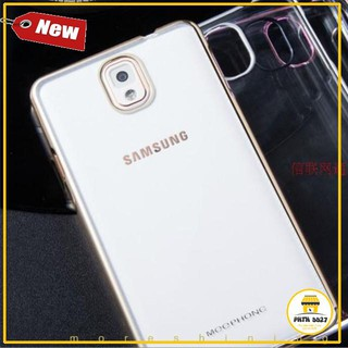 Ốp Dẻo Trong Suốt Cho Samsung Note3 Tinh Tế