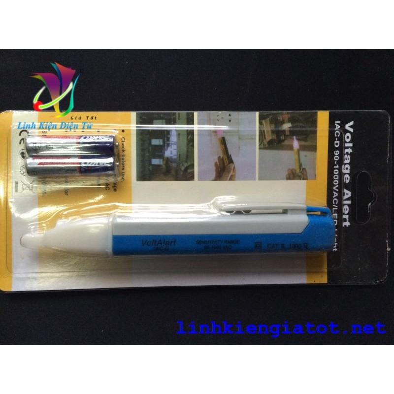 Bút thử điện cảm ứng không cần chạm - 2497132 , 85460748 , 322_85460748 , 45000 , But-thu-dien-cam-ung-khong-can-cham-322_85460748 , shopee.vn , Bút thử điện cảm ứng không cần chạm
