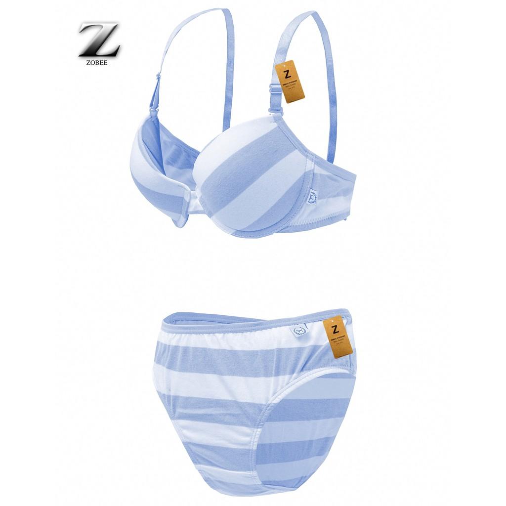 ZOBEE Bộ đồ lót nữ cotton BL 7309