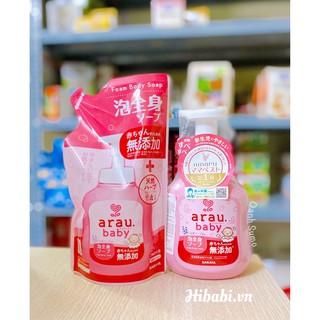 Sữa tắm gội 2in1 Arau thumbnail