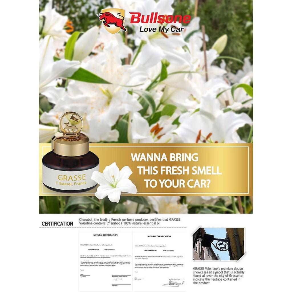Nước hoa ô tô Grasse - Nước hoa xe hơi cao cấp