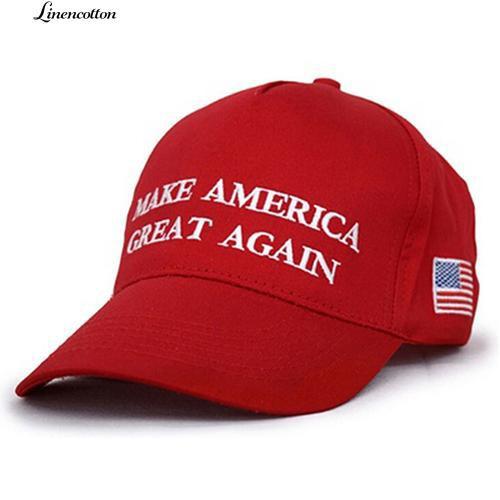 Mũ lưỡi trai họa tiết chữ Make America Great Again phong cách thời trang