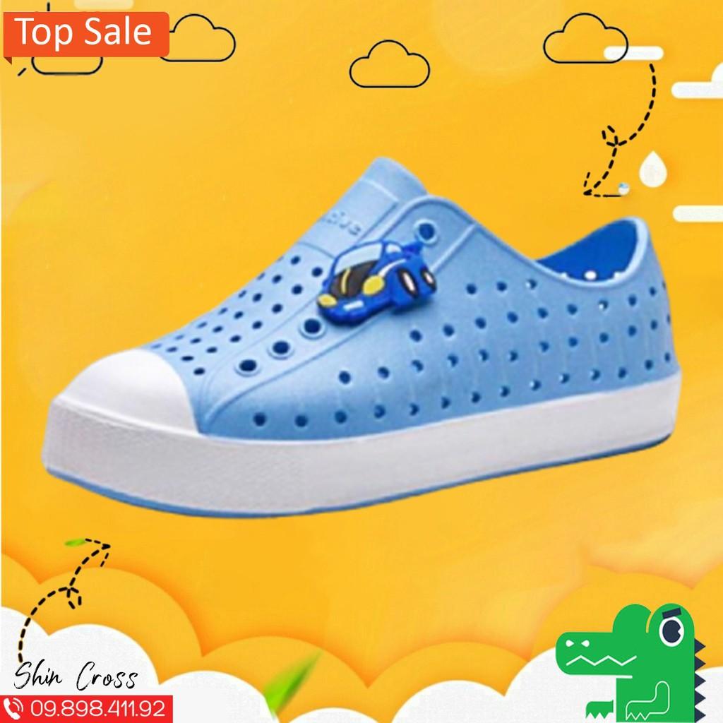 giày native💖FREESHIP💖giày naitve xanh DEPCROSS6Y21
