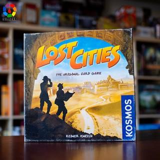 Bộ Đồ Chơi Board Game Lost Cities 2 Người Chơi Cho Gia Đình / Tiệc Tùng