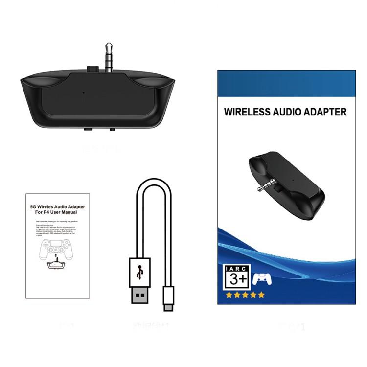 Bộ chuyển đổi âm thanh 5.0 Bluetooth không dây cho PS4