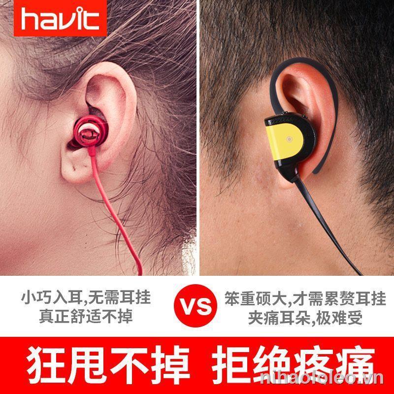Tai Nghe Nhét Tai Havit / Havit I39 Kết Nối Bluetooth Không Dây Âm Thanh Siêu Dài