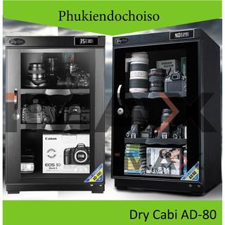 Tủ chống ẩm Dry Cabi AD-80, 80 Lít thumbnail