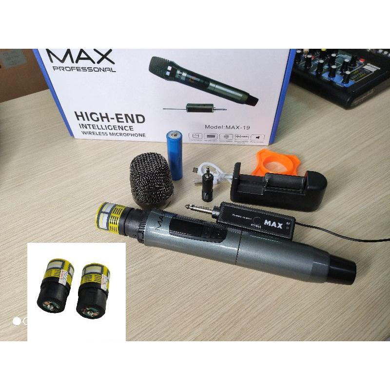 micro max19 phien bản đặc biệt lắp củ k8 ( loại 1 micro)