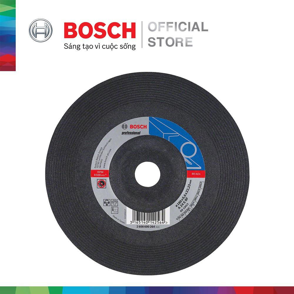 Đá mài Bosch 180x6.6x22.2mm (sắt)
