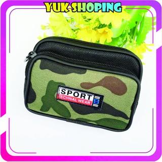 Yukshoping Túi đeo hông thể thao Mini D031 cho nam và nữ thumbnail