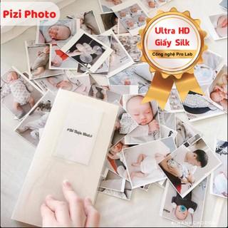 In 84 ảnh 6.9 Ultra HD - Công nghệ in ProLab - giấy lụa cao cấp + Album
