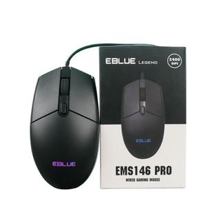 Chuột E-BLUE EMS146BK Pro USB CHÍNH HÃNG thumbnail