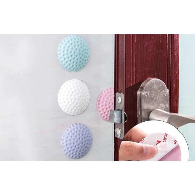 Miếng chặn cửa cao su giảm tiếng ồn chống trầy xước tường