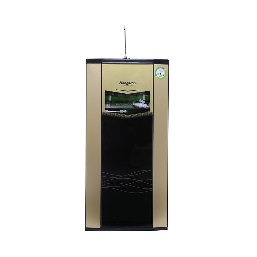 Máy lọc nước Kangaroo KG110AVTU vàng