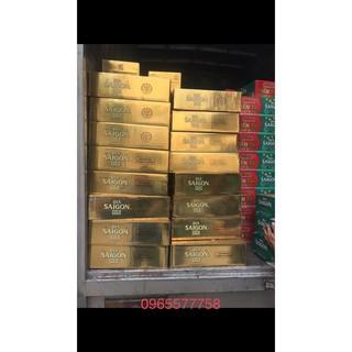 Thùng Bia SAIGON GOLD 330ml