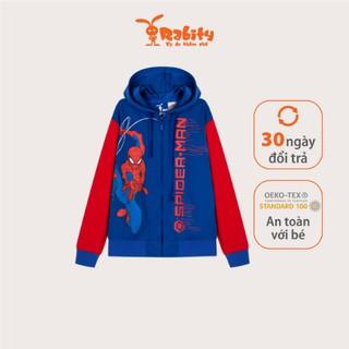 Áo khoác Spider-Man bé trai Rabity 5321