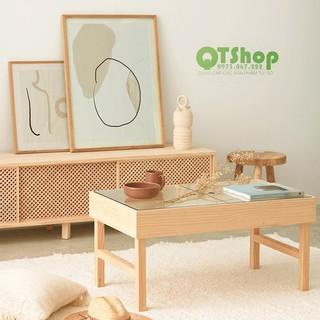 Bàn phòng khách,trang trí phòng khách -QTShop – NỘI THẤT NHẬT HÀN