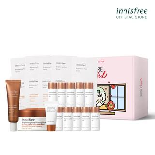 [Mã COSIF10 giảm 10% đơn 400K] Bộ sản phẩm dưỡng sáng da 3 trong 1 innisfree Brightening Pore Set thumbnail