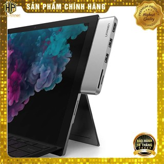 Thiết bị mở rộng HDMI USB 3.0 SD TF cho SurFace Pro Ugreen 70338 chính hãng - Hapustore thumbnail