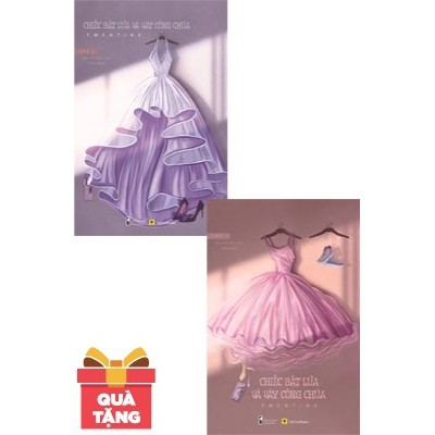 Ngôn Tình - Combo Chiếc Bật Lửa Và Váy Công Chúa