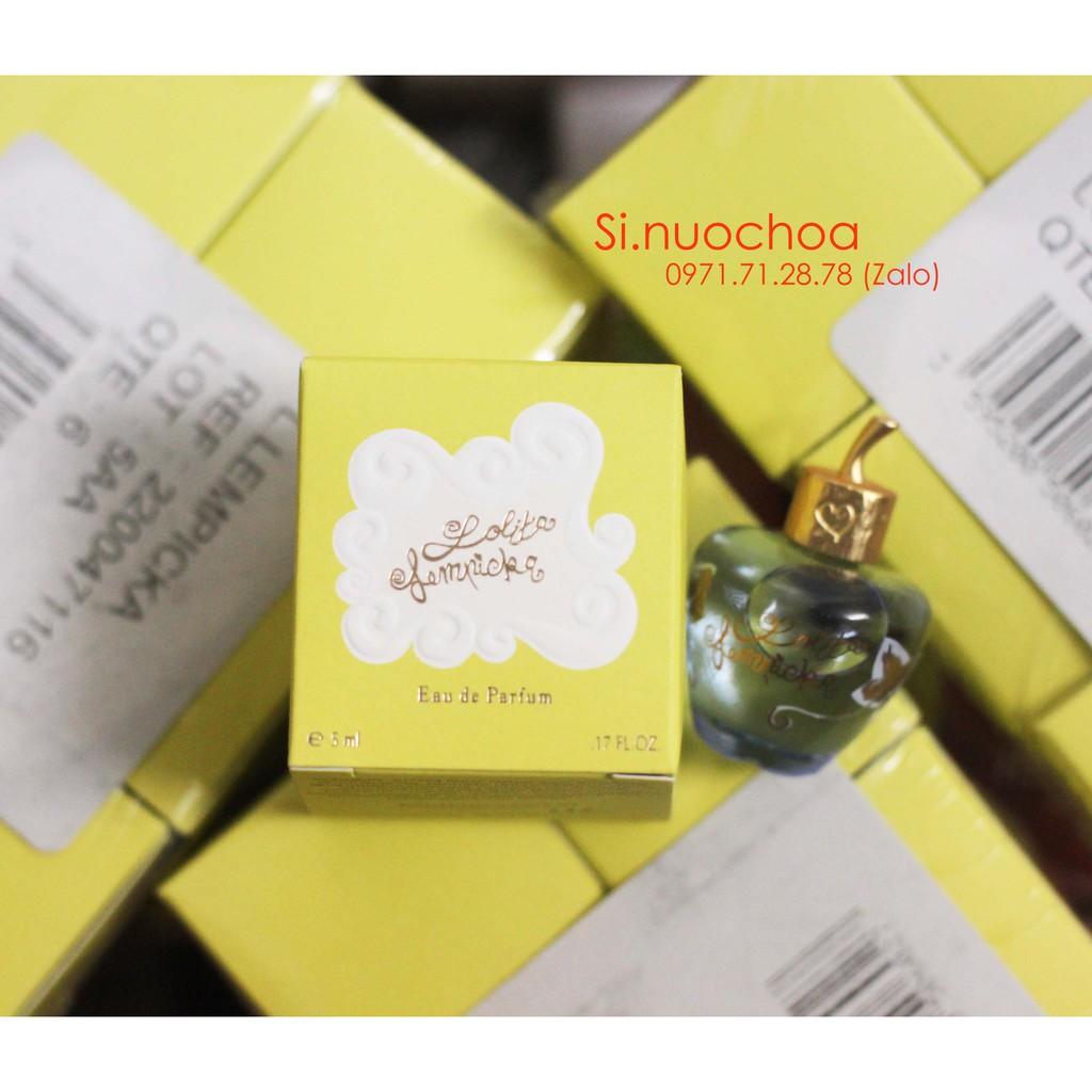 Nước hoa mini lolita lempicka EDP 5ml