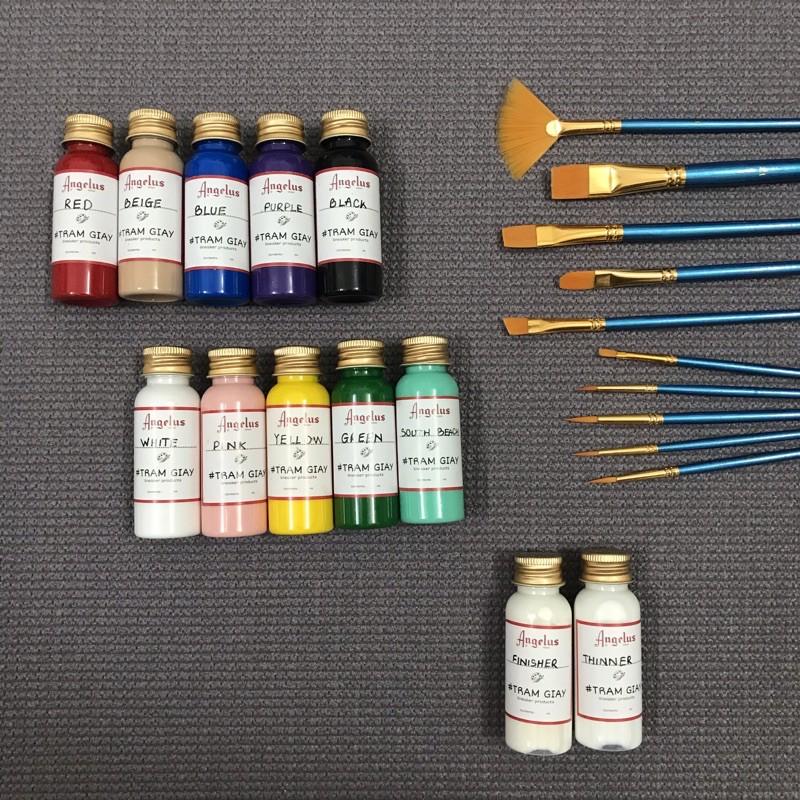 Màu Angelus Leather Paint Dung Tích 30ml [100% CHÍNH HÃNG] [RẺ NHẤT]